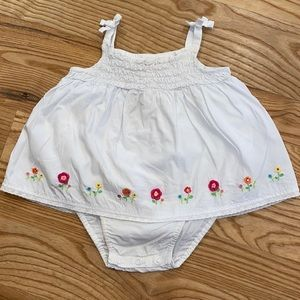 🎉HP🎉Children's place baby girl outfit